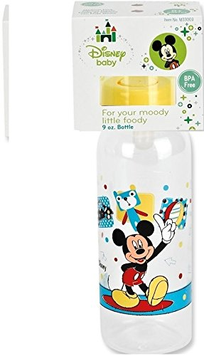 Mickey Mouse Deluxe Bottle - 1