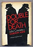 Double for death, (A Rinehart suspense novel) (0030818370) by Creasey, John
