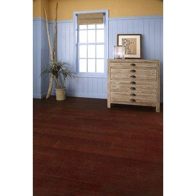 "3-5/8"" Solid Bamboo Flooring in Equinox"