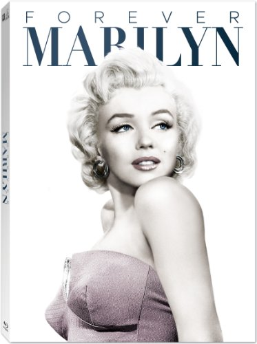 Cover art for  The Forever Marilyn Blu-ray Collection