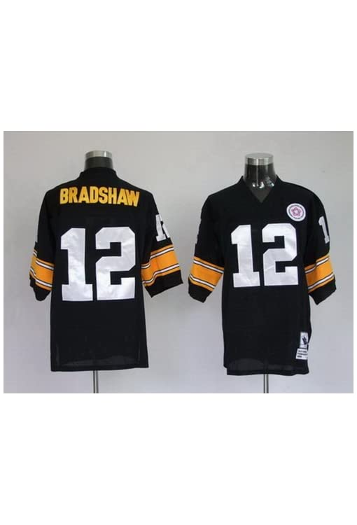 the latest b3503 29d22 Amazon.com: Pittsburgh Steelers Mitchell & Ness 1976 Terry ...