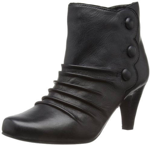 Lotus Womens Pajaya Boots 40019 Black 3 UK, 36 EU