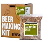 Brooklyn Brew Shop Beer Making Kit, J...