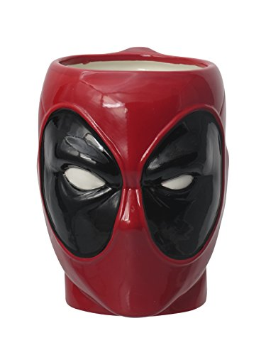 Marvel Deadpool 3D Tazza in Ceramica