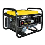 DuroStar DS4000S 4,000 Watt 7.0 HP OHV 4-Cycle Gas Powered Portable Generator
