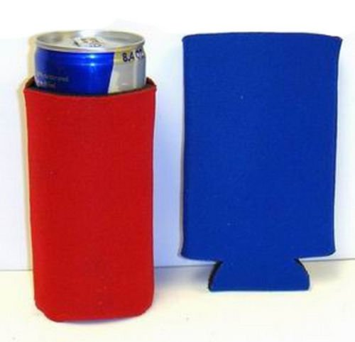 Two (2) Energy Drink Can Coolers Koozies for RED BULL cans (Cooler Red Bull compare prices)