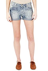 Angel Cotton Rich Lace Shorts