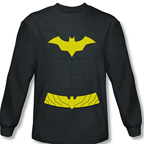 DC Batman New Batgirl Costume Long Sleeve T-Shirt