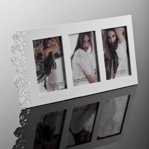 Tomasucci Eden portafoto da tavolo bianco