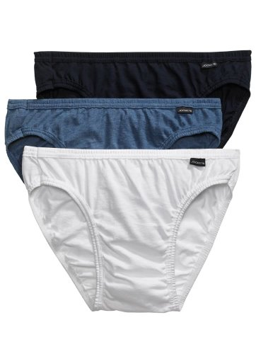 Elance Bikini3 Pack BLUE ASSORTMENT S man panties