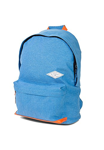 Rip Curl Zaini Dome Twill Out, Uomo, Rucksäcke Dome Twill Out, Blu - french blue, Taglia unica