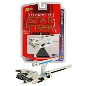 Johnny Lightning Legends of Star Trek Series 5