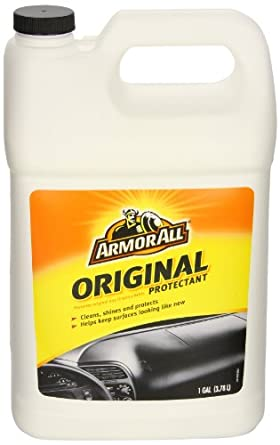 Armor All ARM 10710 1 Gallon Water-Based Original Protectant Bottle (Case of 4)