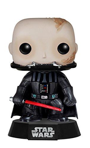 Funko POP Star Wars: Unmasked Darth Vader Action Figure - 1