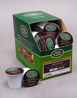 Kenyan Aa Extra Bold -- By Green Mountain -- 2 Boxes Of 24 K-Cups