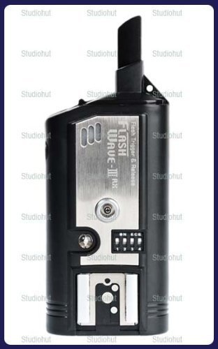 FlashWave3 Wireless Radio Slave Hot Shoe (Remote Wireless Flash Trigger System) - Receiver Unit