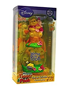 Kids Fragrance: My friends Tigger & Pooh by Disney Eau De Toilette Spray 1.7 oz