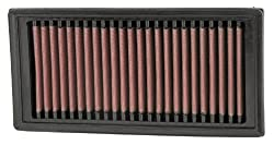 K&N 33-2952 High Performance Replacement Car Air Filter