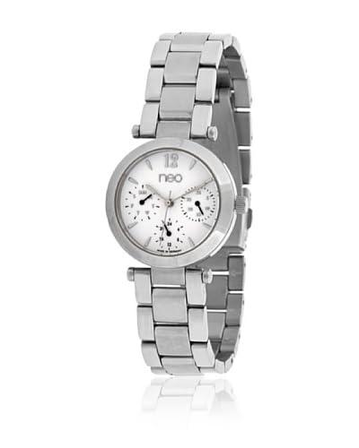 neo Reloj 74544091 Plateado