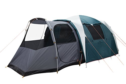 10 Person Camping Tent 100% Waterproof 2500mm Tent