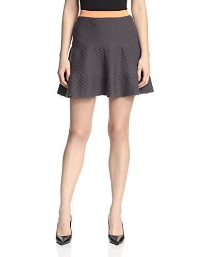 Romeo & Juliet Couture Women's Knit Flare Skirt
