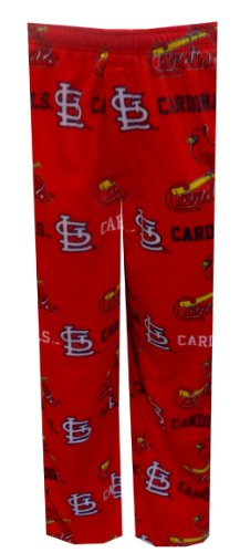 Saint Louis Cardinals Guys Fleece Lounge Pant for men (2X) at Amazon.com
