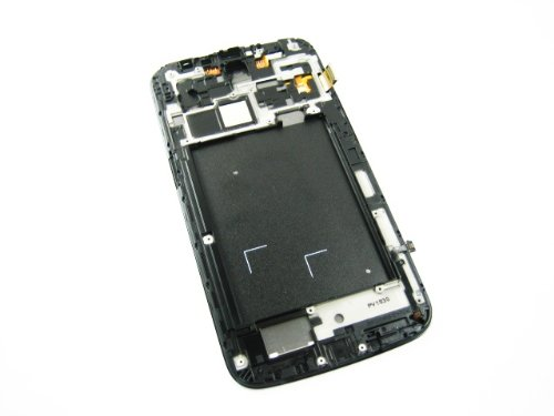 For Samsung Galaxy Mega 6.3 Gt-I9200 White ~ Full Lcd Display+Touch Screen+Frame ~ Mobile Phone Repair Part Replacement