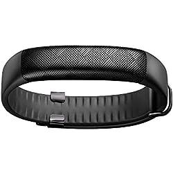Jawbone UP2 Braccialetto Monitoraggio Sonno e Attività Fisica, Nero