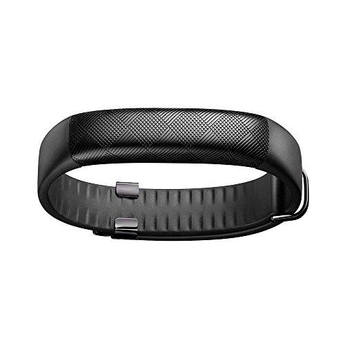 Jawbone 310004-001 UP2 Aktivitäts-/Schlaftracker-Armband schwarz