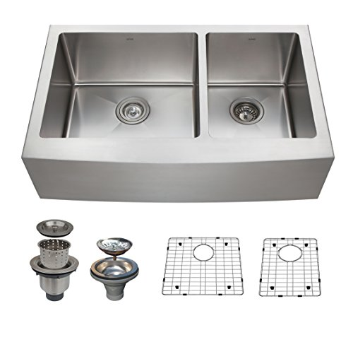 ... 16 Gauge Stainless Steel Luxury Kitchen Sink Kitchen Sinks Review