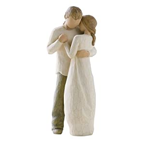 wedding reception decoration ideas willow tree promise figurine