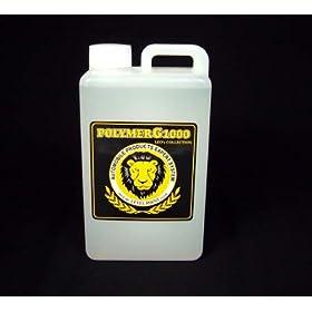 【クリックで詳細表示】Amazon.co.jp | コーティング剤 超撥水性能を装備したガラス繊維系コーティング剤・濃縮原液タイプのポリマーG1000・1000ml(液剤のみ) | 車&バイク