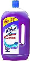 Lizol Disinfectant Floor Cleaner Lavender, 975 ml