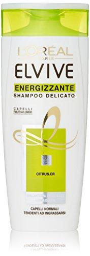 L'Oreal - Paris Shampoo Delicato, Energizzante - 250 ml