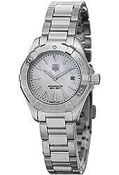 Tag Heuer Aquaracer Mother of Pearl Dial Steel Ladies Watch WAY1412.BA0920