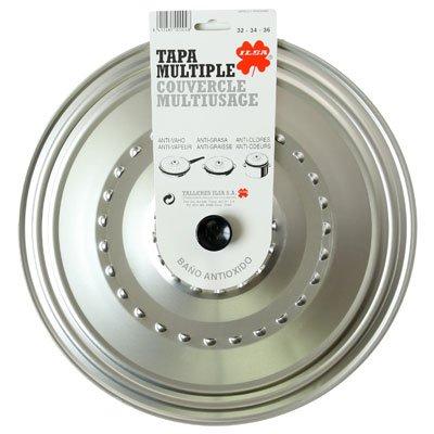 Aluminum Lid for 36 cm/14 inch Pans
