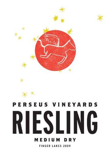 2009 Perseus Vineyards Finger Lakes Semi-Dry Riesling 750 Ml