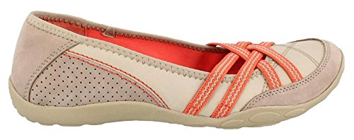Clarks Women'S Haley Toucan Flat,Taupe,7.5 M Us front-298233