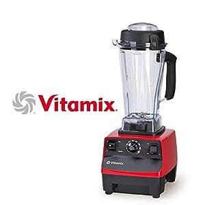 Vitamix TNC Red 010232 Blender
