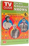 Cover art for  TV Guide ~ The 60's Greatest Shows (3-DVD Boxed Set) - The Lucy Show/Bonanza/The Dick Van Dyke Show