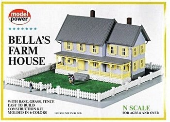 Buy Model Power – Bella's Farm House w/Accy Kit N