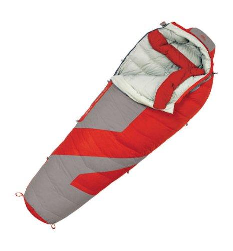 kelty light year 0 degree sleeping bag molten