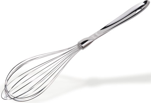All-Clad T136 Stainless Steel 14.5-Inch Whisk / Kitchen Tool, Silver