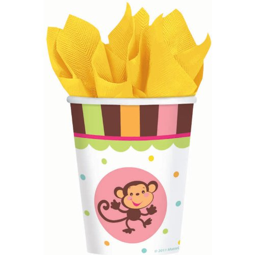 Fisher Price Baby Shower Paper Cups (8ct)
