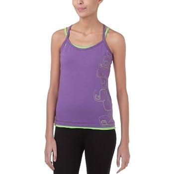 Millet LD Angel Line T-shirt femme Deep Lilac/Greenery XS