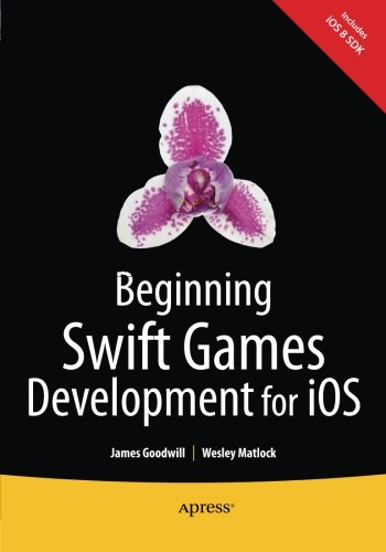 Beginning Swift Games Development for iOS PDF