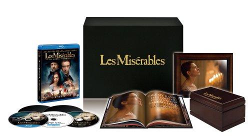 【Amazon.co.jp限定】レ・ミゼラブル ファンテーヌBOX (1000セット限定生産) [Blu-ray]