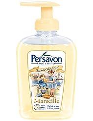 Persavon Savon Liquide Marseille 300 ml - Lot de 3