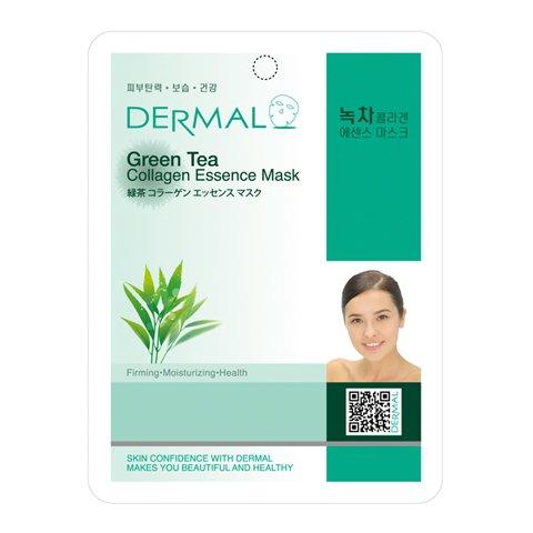 ダーマル 緑茶エッセンスマスク