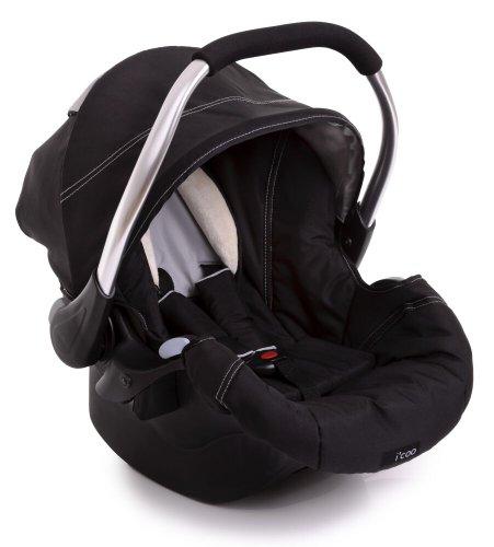 I'coo 2012 Car Seat Comfort 0+ Babysafe Autositz